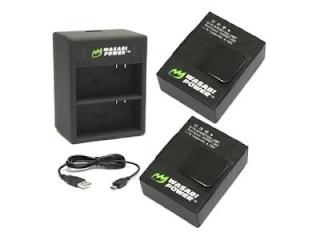 комплект васаби с двойным зарядным устройством