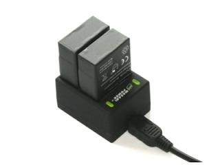 двойное зарядное устройство Wasabi