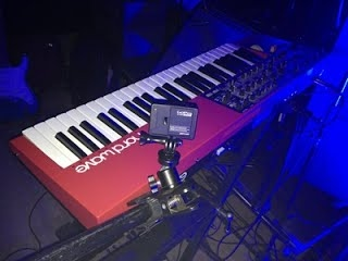 установка gopro на музыкальные инструменты