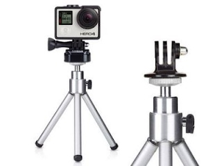quick release tripod mount gopro