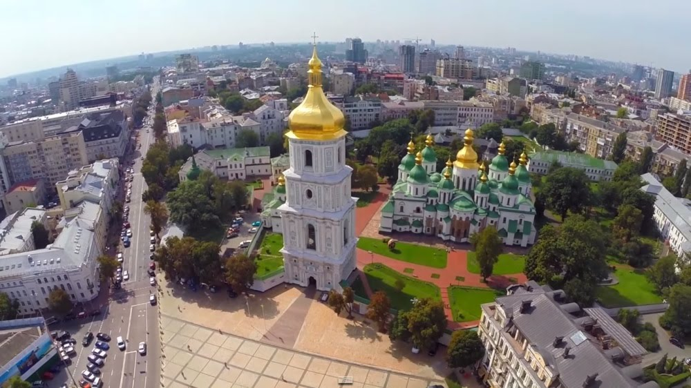 аэросъемка в Киеве