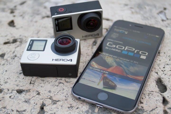 возможности камеры GoPro